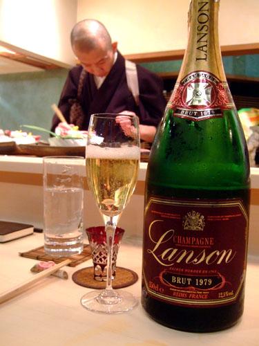 1979 Lanson Champagne Brut