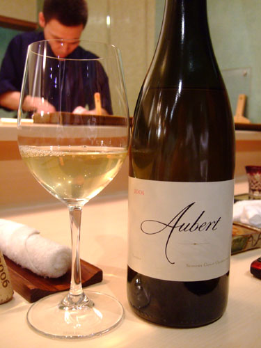 2006 Aubert Chardonnay Lauren Vineyard