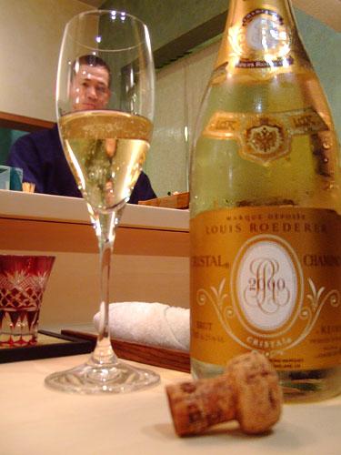 2000 Louis Roederer Champagne Cristal Brut