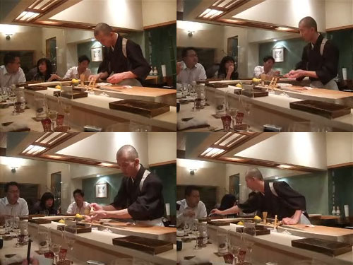 Hiro-san Serves Up Seki Saba