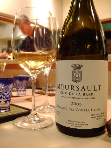 2005 Domaine des Comtes Lafon Meursault Clos de la Barre