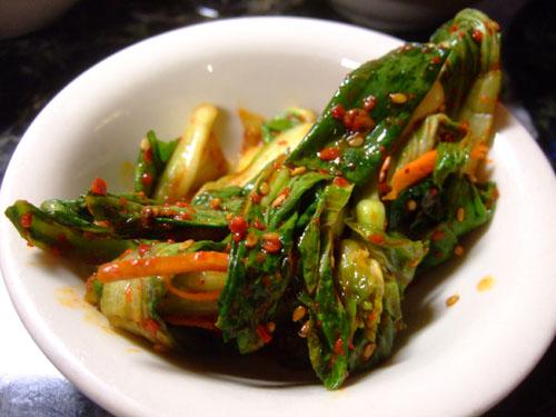 Gut Juh Ri Kimchi