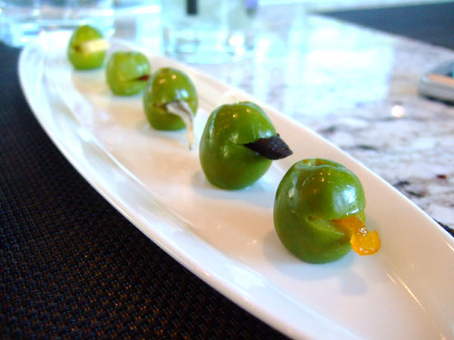 Sevillanas Olives
