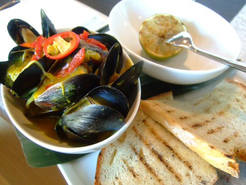 Mussels Negro