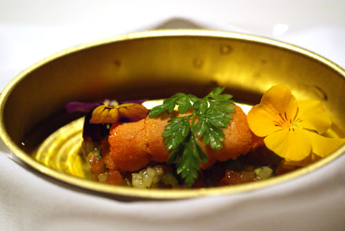 Sea Urchin Conservas