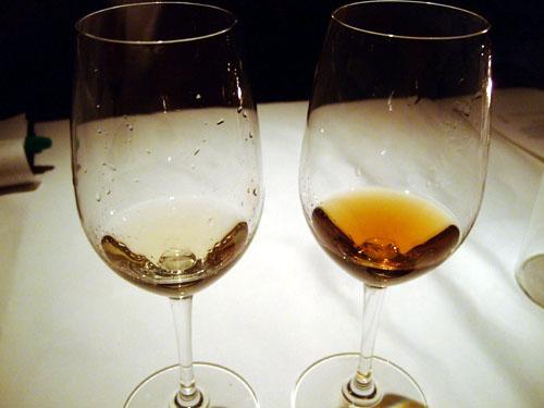 Manzanilla La Gitana and Amontillado Napoleon, Hidalgo, Palomino Fino Sherries