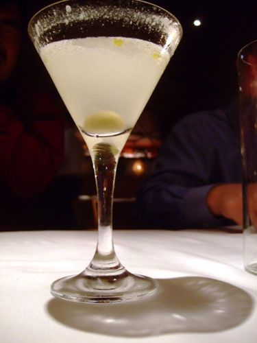 'New Way' Dirty Martini