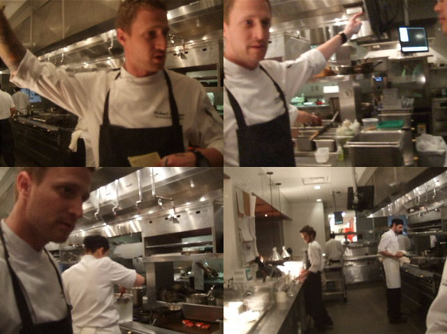 Kitchen Tour with Chef de Cuisine Michael Voltaggio