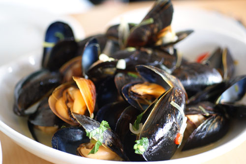 Zuppa di cozze