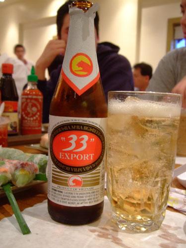 '33' Beer
