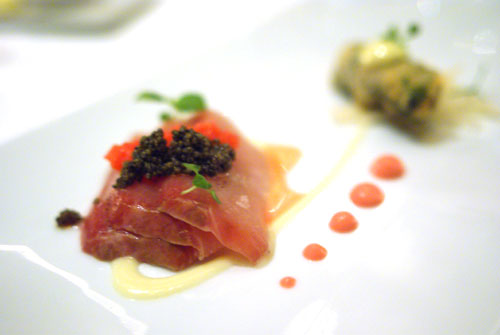 Hamachi Sashimi
