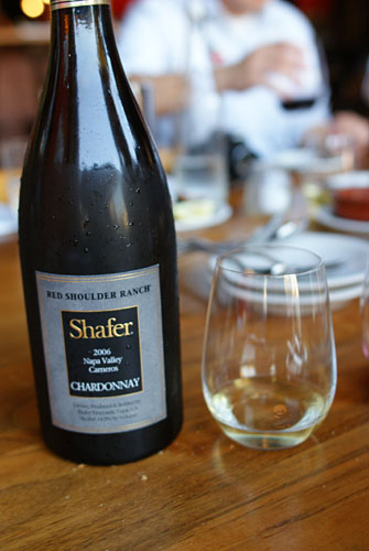 2006 Shafer Red Shoulder Ranch Chardonnay