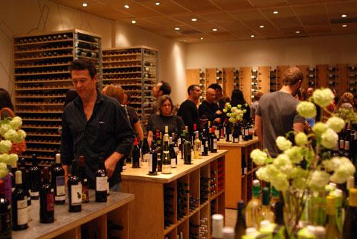 Silverlake Wine Company Interior