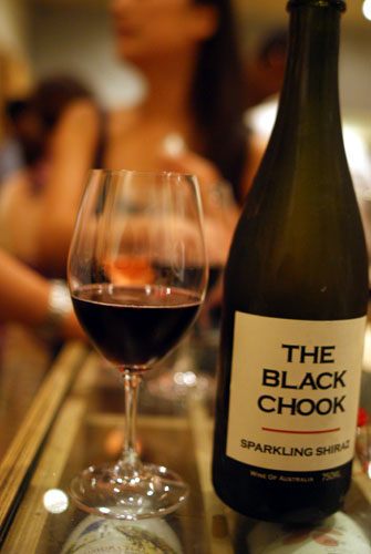 NV The Black Chook Shiraz Sparkling