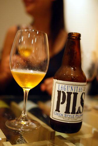 Lagunitas PILS (Czech Style Pilsner)