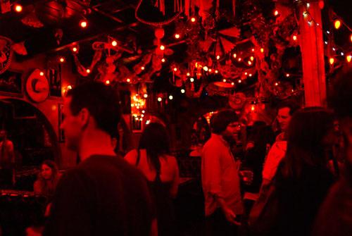 Cha Cha Lounge Interior