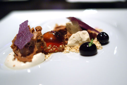 CHOCOLATE | blueberry, tobacco, maple
