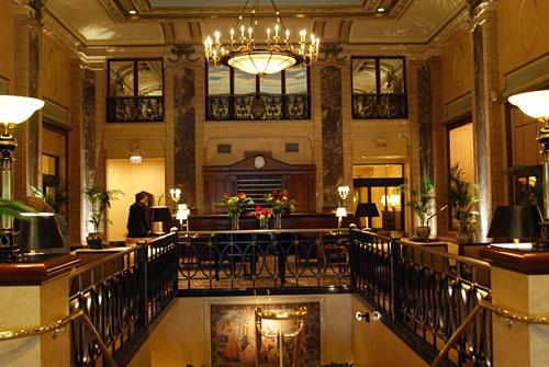 Belden Stratford Lobby