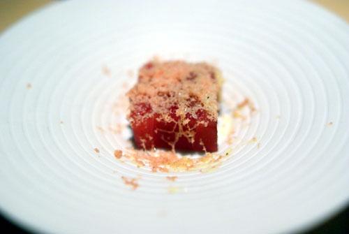 Tuna | Foie Gras