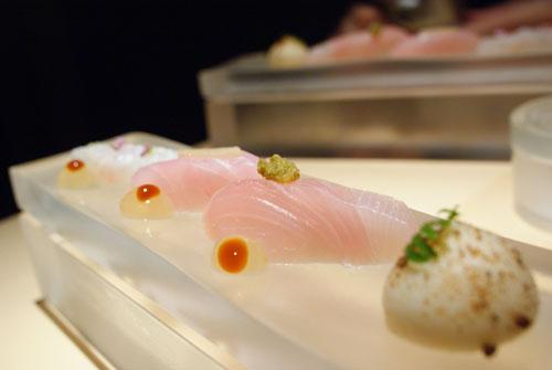 Sashimi | Ginger, Wasabi