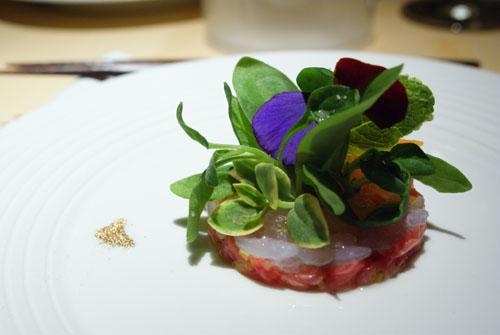 Lamb Tartar | Shiro Ebi