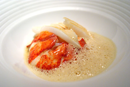 Lobster | Surume Ika, Foie Gras