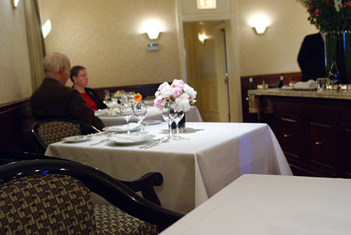 Charlie Trotter's Dining Room