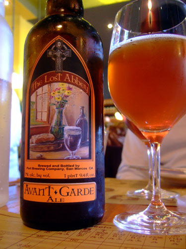'Avant Garde,' Biere de Garde - The Lost Abbey