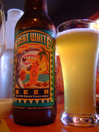 'Great White,' Wheat Beer - Lost Coast Brewery